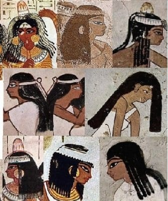Arizona Wig Boutique History of Wigs In Ancient Egypt