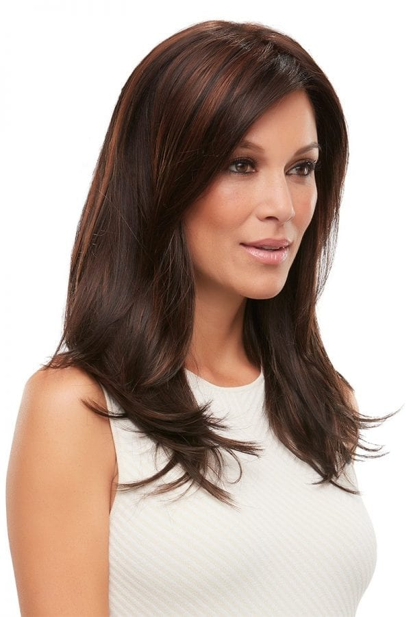 Alessandra wig side