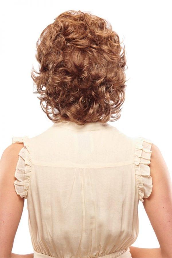 Bella Wig back