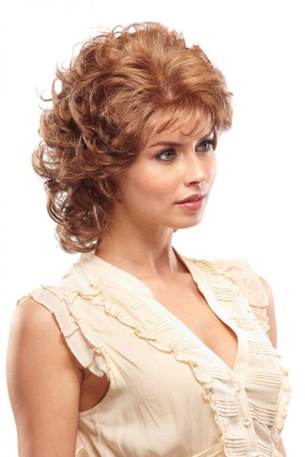 Bella Wig side