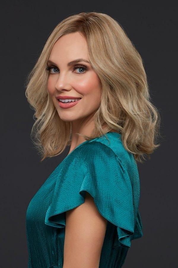 Carrie wig blonde