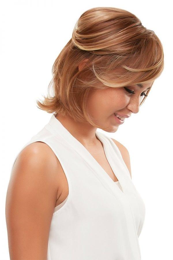 Elizabeth wig side