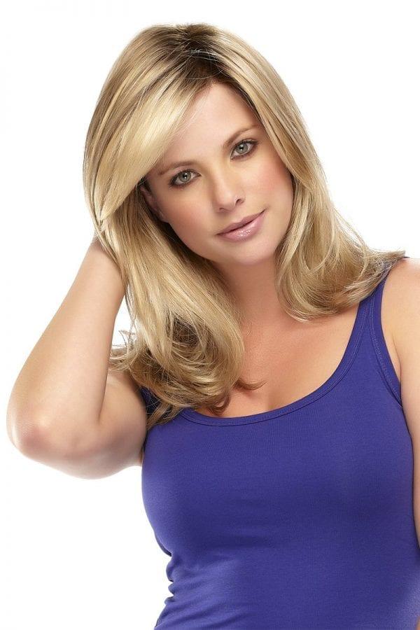 Gisele wig blonde