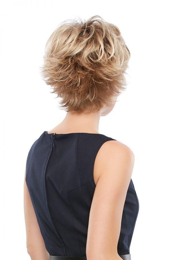 Jazz wig back