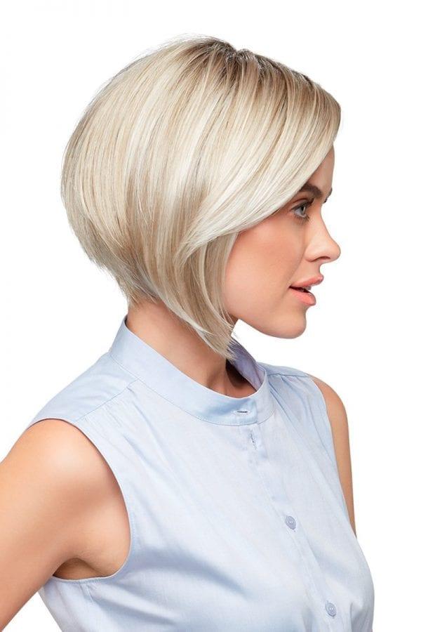Victoria wig side