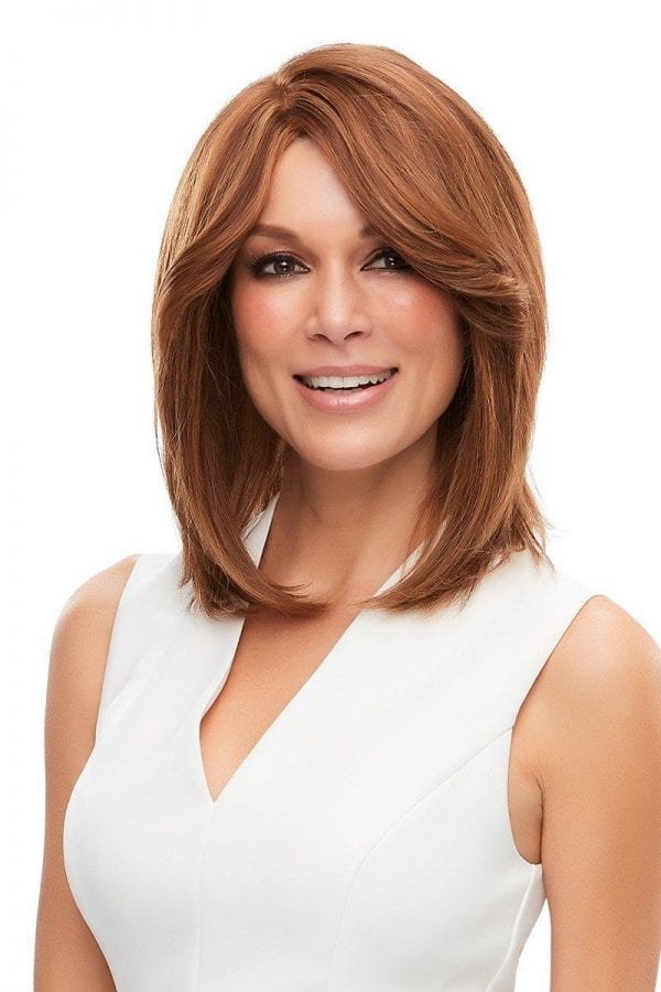 Cara wig red front