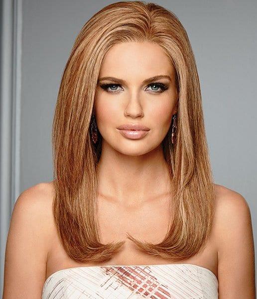 high fashion wig