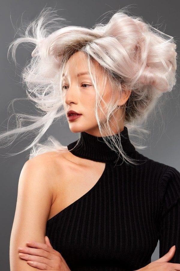 Zara Wig frost