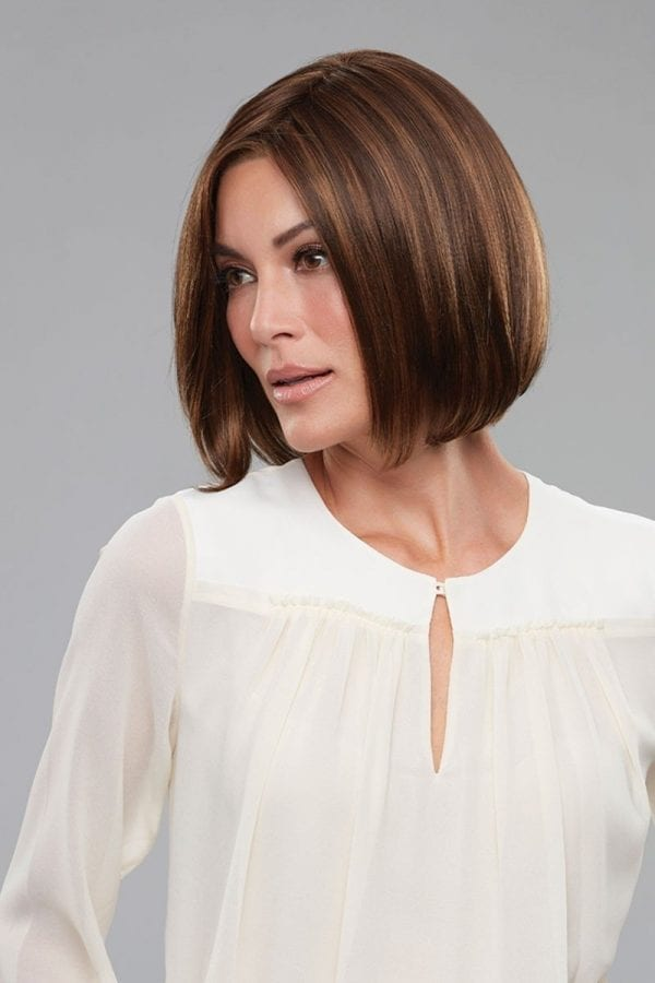 hailey wig brown