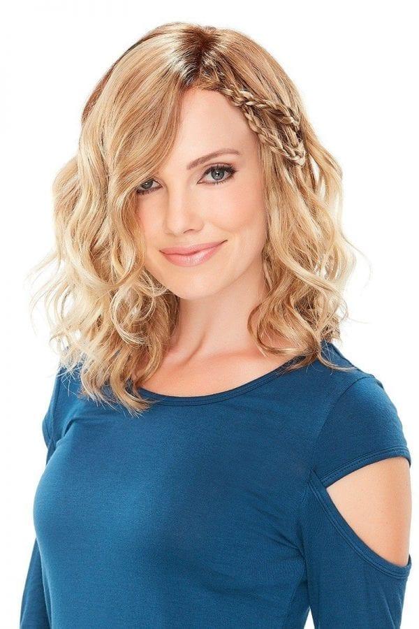 mila wig blonde