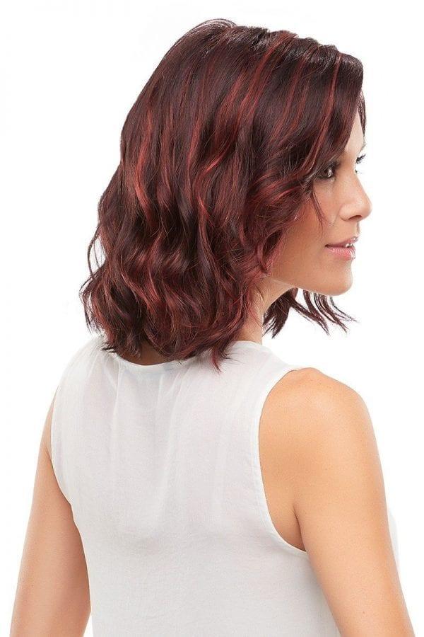 Scarlett wig red