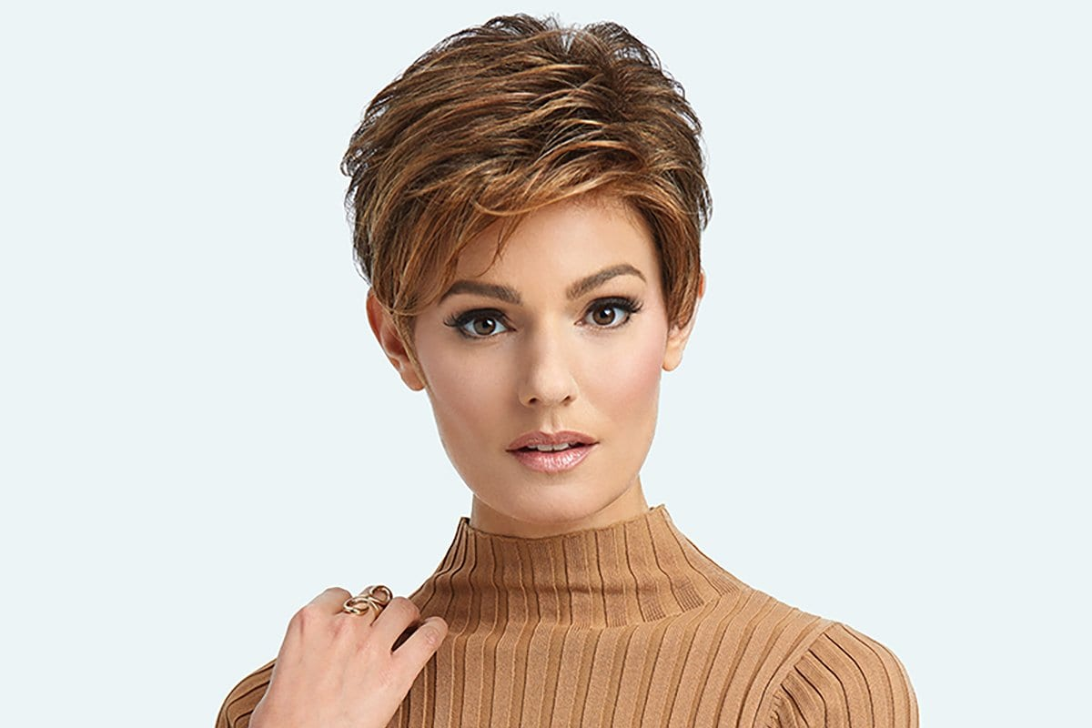 short wig styles